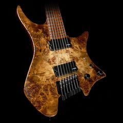 Strandberg Custom Shop 7-String Electric Guitar 2018 NAMM Display Sandstone