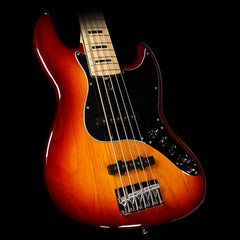 Sire Guitars Marcus Miller V7 Ash 5-String Electric Bass Tobacco Sunburst