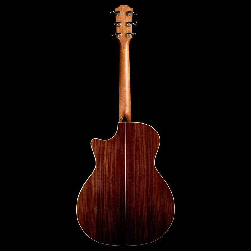 Taylor 814ce V-Class Grand Auditorium Acoustic Natural 1108028082