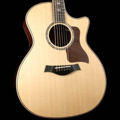 Taylor 814ce V-Class Grand Auditorium Acoustic-Electric Natural