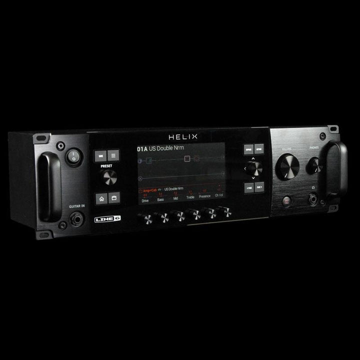 Line 6 Helix Rack Guitar Multi-Effects Processor 99-050-2005