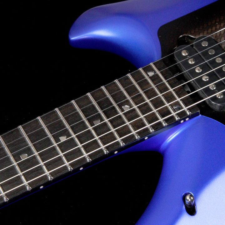Ernie Ball Music Man John Petrucci Majesty 6 Electric Guitar Siberian Sapphire M00390