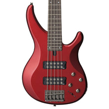 Yamaha TRBX305 5-String Bass Candy Apple Red