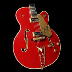 Used Gretsch Custom Shop G6136CST Falcon Relic Electric Guitar Firebird Red