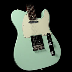 Used 2015 Fender American Standard Telecaster Rosewood Neck Electric Guitar Seafoam Green