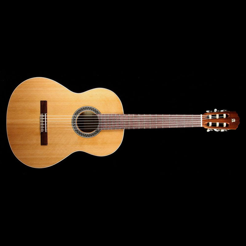 Alhambra 1C Classical Nylon String Acoustic Guitar Natural 1C-US