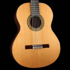 Alhambra 4P Classical Nylon String Acoustic Guitar Natural