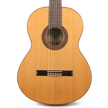 Alhambra 4Z Classical Nylon String Acoustic Guitar Ziricote Natural