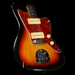 Used 1963 Fender Jazzmaster Electric Guitar Sunburst