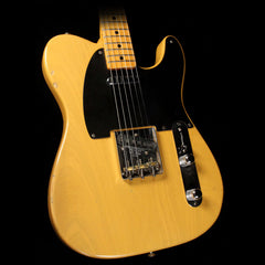 Used 1982 Fender American Vintage Fullerton-Made '52 Telecaster Reissue Electric Guitar Butterscotch Blonde