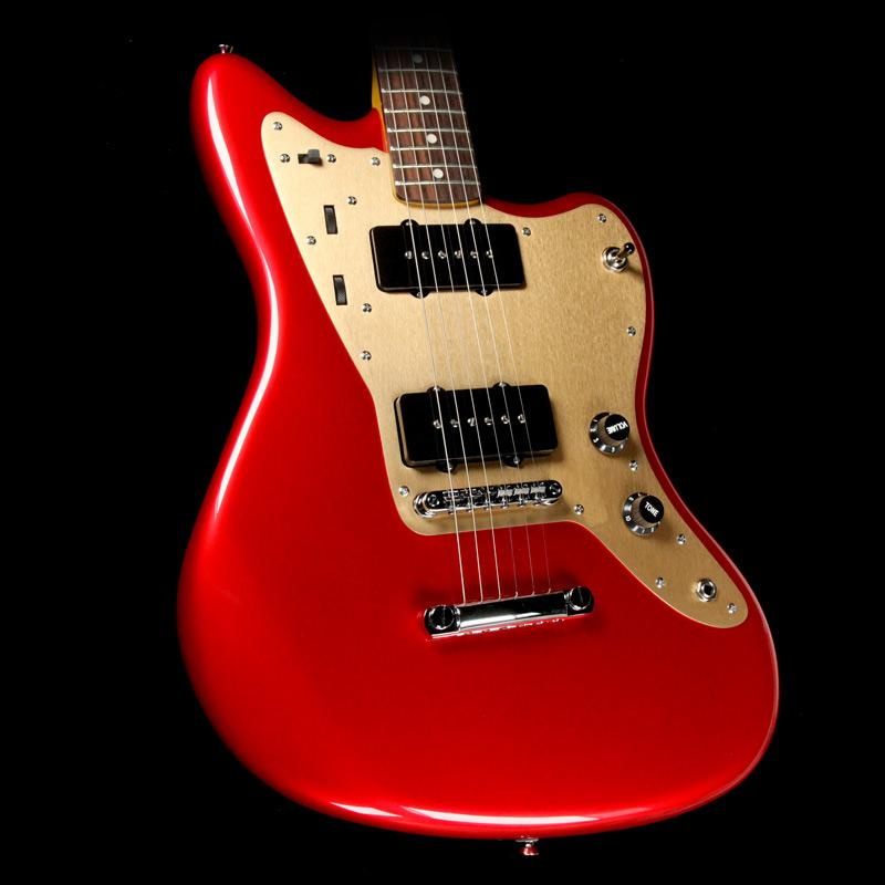 Squier Deluxe Jazzmaster ST Candy Apple Red 0303100509