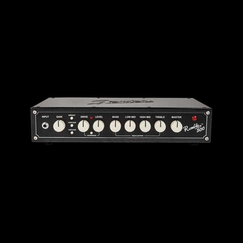 Fender Rumble 500 HD V3 Bass Amp Head 2370800000