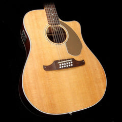 Fender Villager SCE 12 String Acoustic-Electric Natural