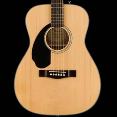Fender CC-60S Left-Handed Acoustic Natural