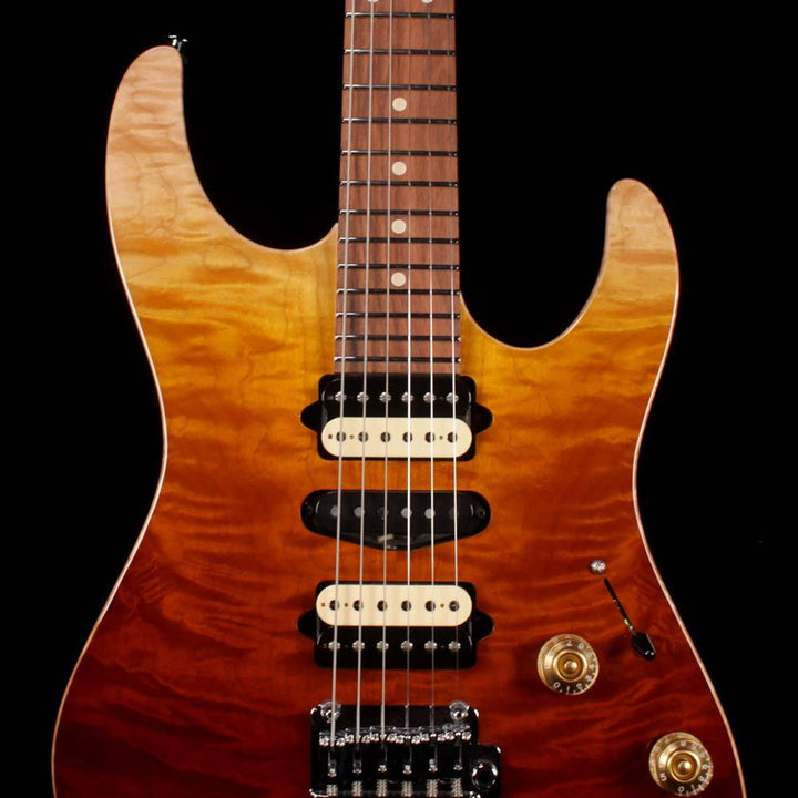 Suhr Modern Plus Curly Limited Edition Desert Gradient JS3J7G