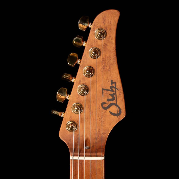 Suhr Classic T Deluxe Limited Edition Aged Cherry Burst JS6M3P