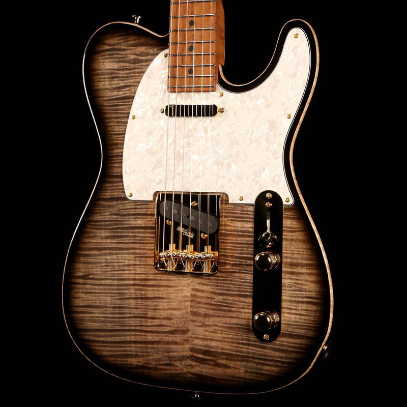 Suhr Classic T Deluxe Limited Edition Trans Charcoal Burst JS7J3A