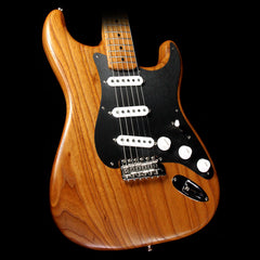 Fender FSR Limited Edition Roasted Ash '56 Stratocaster Electric Guitar Natural