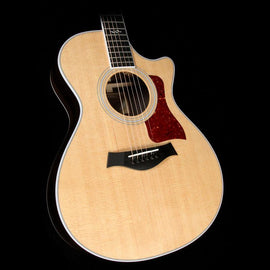 Taylor 412ce-R Grand Concert Acoustic-Electric Guitar Natural