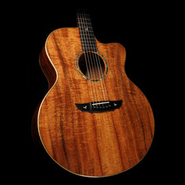 Used 1996 Goodall KJCK 926 Jumbo Acoustic Guitar Natural Koa