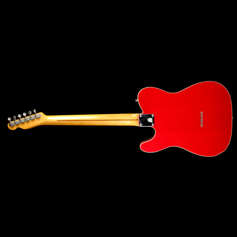 Fender Japan Jerry Donahue Signature Telecaster Custom Electric Guitar 1986 Red A069670