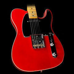 Fender Japan Jerry Donahue Signature Telecaster Custom Electric Guitar 1986 Red