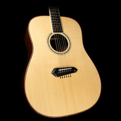 Falbo Alpha Series Dreadnought Acoustic Guitar Natural