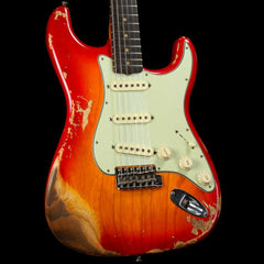 Fender Custom Shop '62 Stratocaster Heavy Relic Aged Cherry Burst