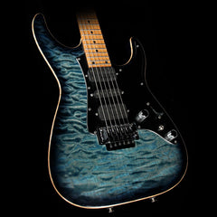 Tom Anderson Guardian Angel Electric Guitar Arctic Blue Burst