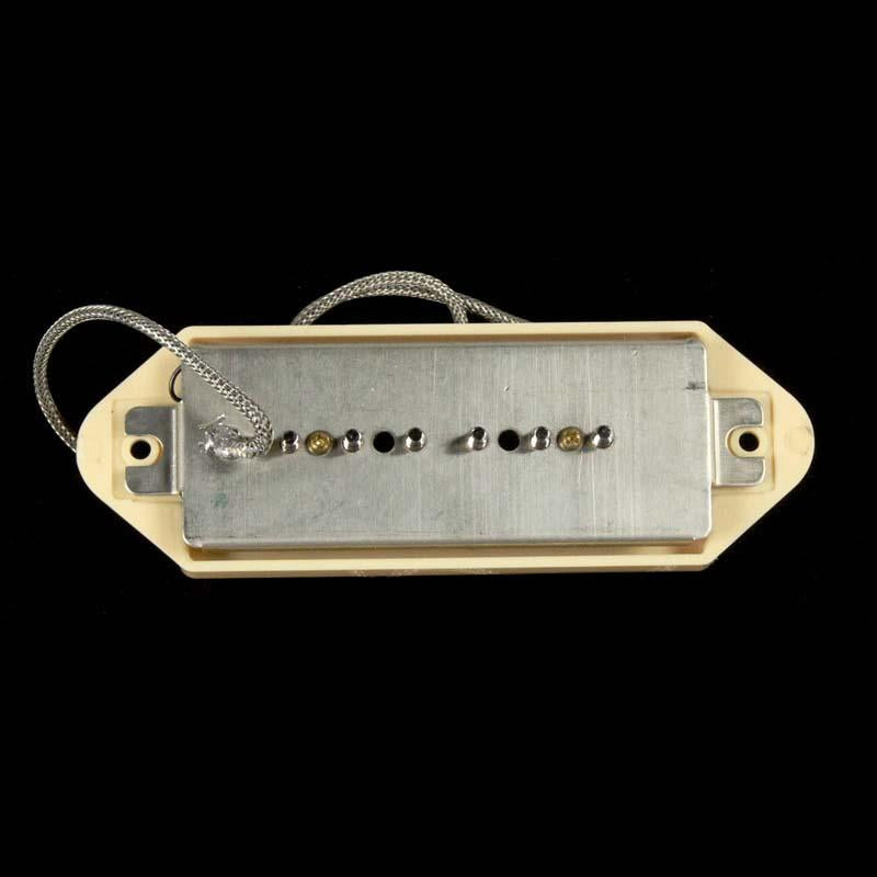 OX4 P-90 Bridge Pickup Vintage Cream Dog Ear Ox4 P90 DE Vint Cream