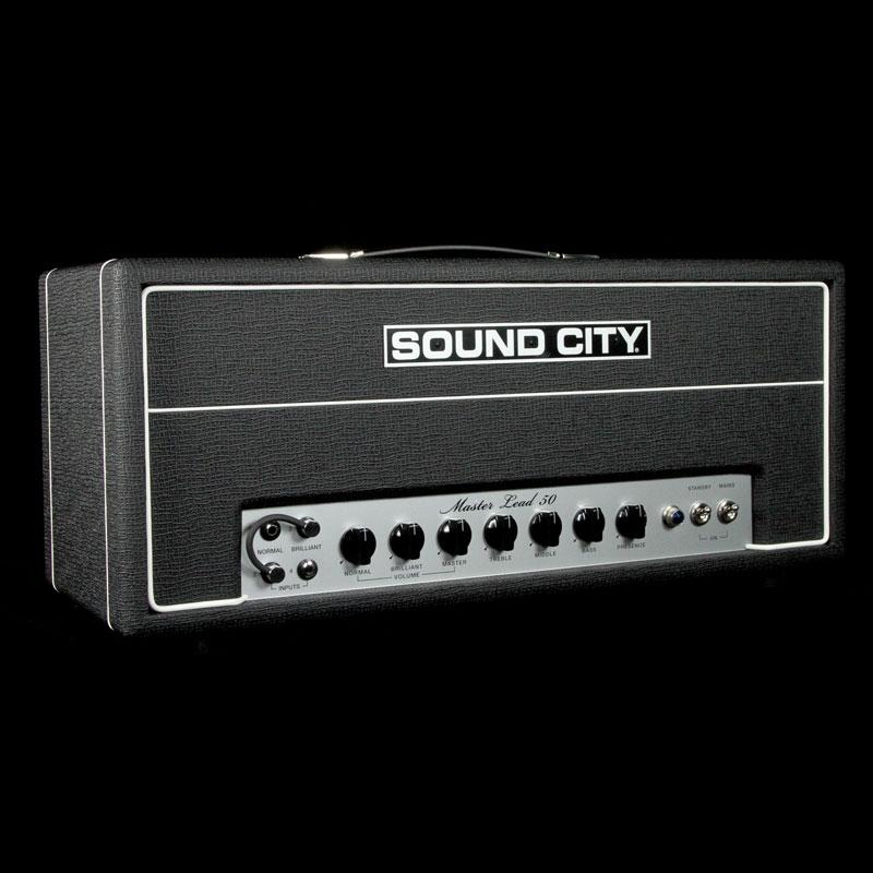 Sound City Master Lead 50 Amplifier Master Lead 50 head