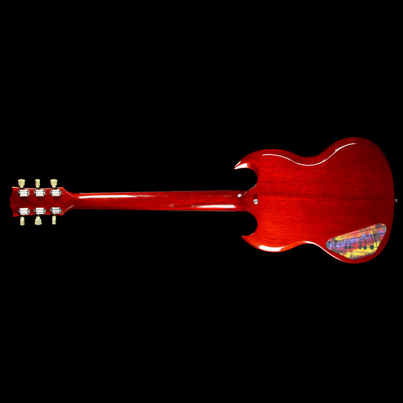 Gibson 50th Anniversary Robby Krieger SG Heritage Cherry 121110415