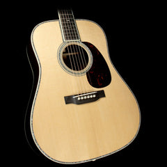 Martin Custom Shop D-45S Premium Madagascar Rosewood Acoustic Guitar Natural