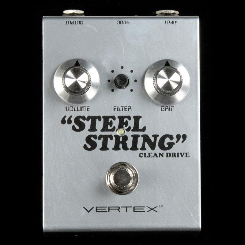 Vertex Effects Steel String Overdrive Effects Pedal