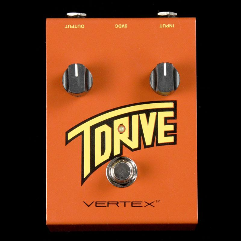 Vertex Effects T Drive Overdrive Effects Pedal Tdrive