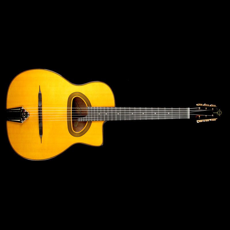 Gitane D-500 Professional Gypsy Jazz Guitar Natural Gitane D-500