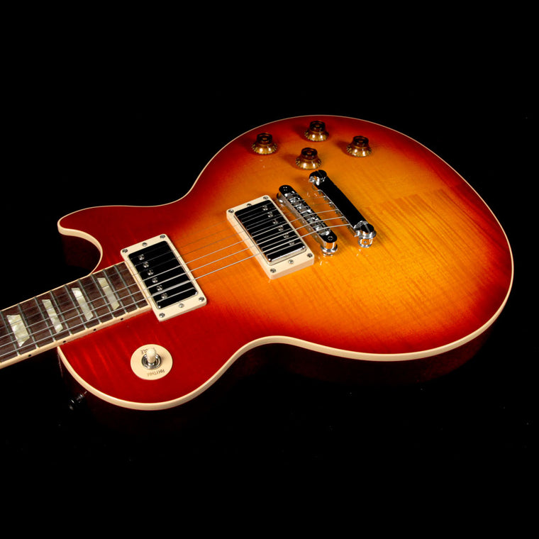 Gibson Les Paul Standard Cherry Sunburst 2011