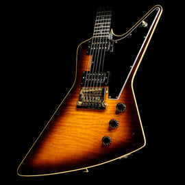 Gibson Explorer E2 CMT Electric Guitar 1982 Tobacco Sunburst