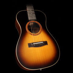 Journey Instruments OF410 Sapele Acoustic-Electric Sapele Burst