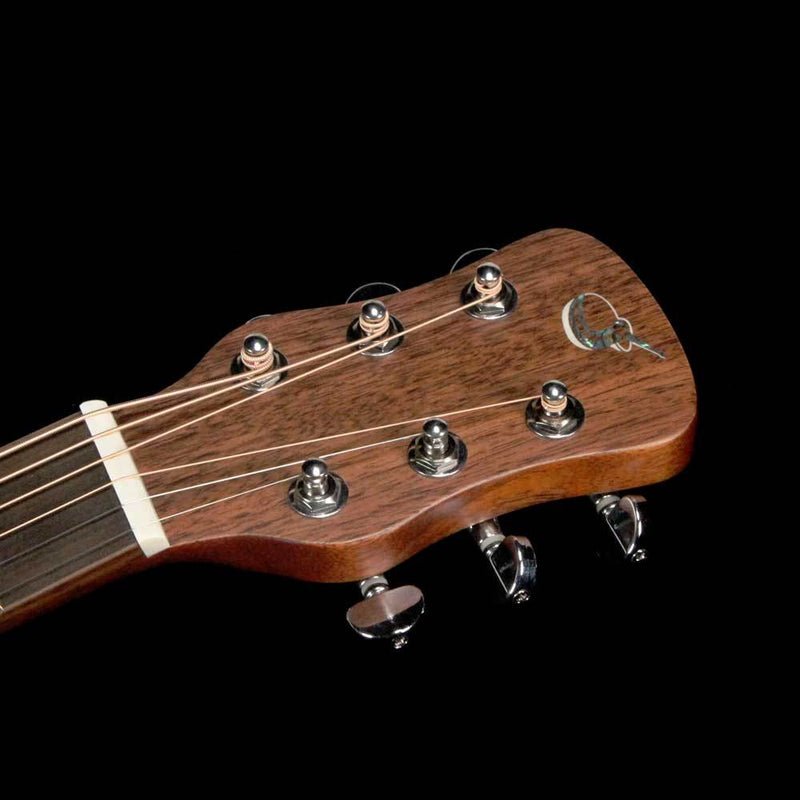Journey Instruments Road Trip RT412N Narrow Nut Sitka Spruce Acoustic-Electric Natural RT412N