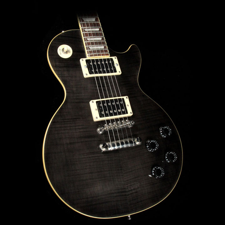 Epiphone Les Paul Tribute Plus Midnight Ebony F334062