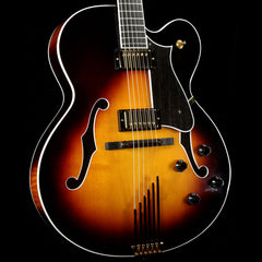 Heritage Eagle Classic Hollowbody Original Sunburst