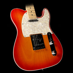 Fender American Deluxe Telecaster Aged Cherry Burst 2009 Eddie Ojeda Collection