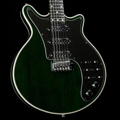 Burns Brian May Special Dark Green Eddie Ojeda Collection