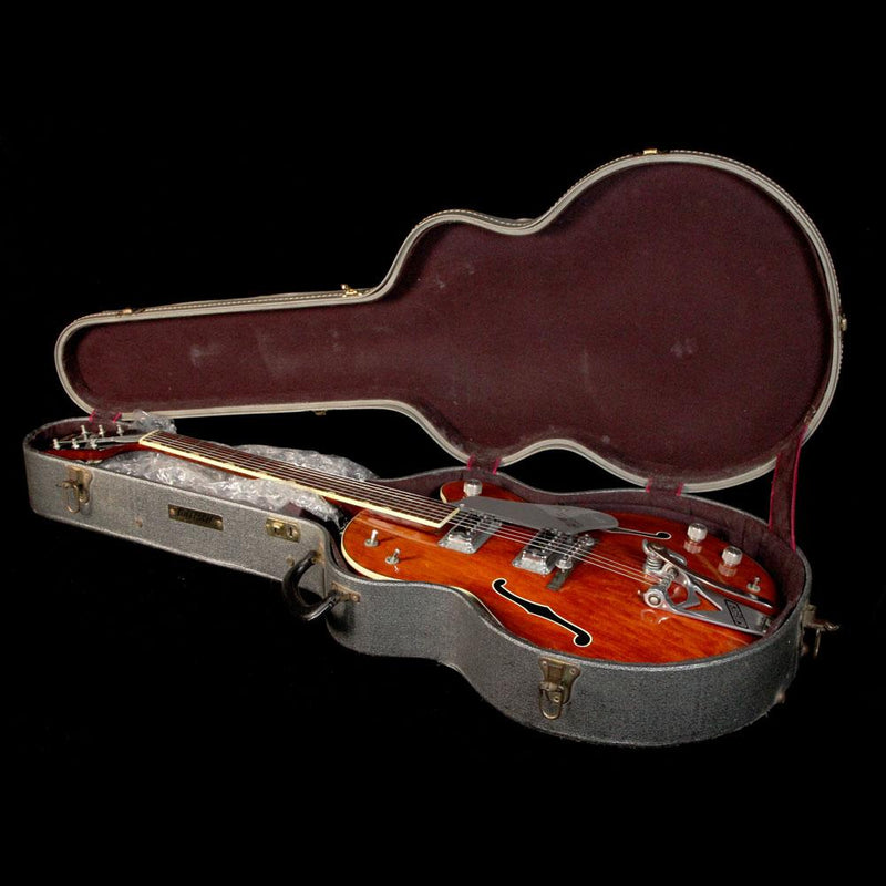 1967 Gretsch Chet Atkins Tennessean Walnut Eddie Ojeda Collection 107426