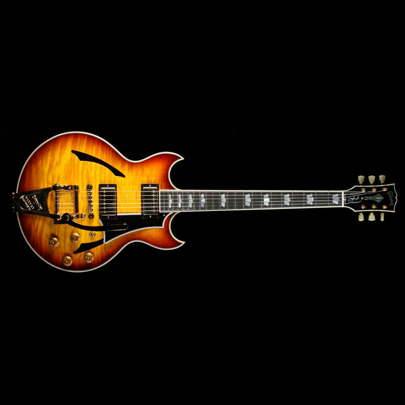 Gibson Custom Shop Johnny A. Signature Sunset Glow JA1185