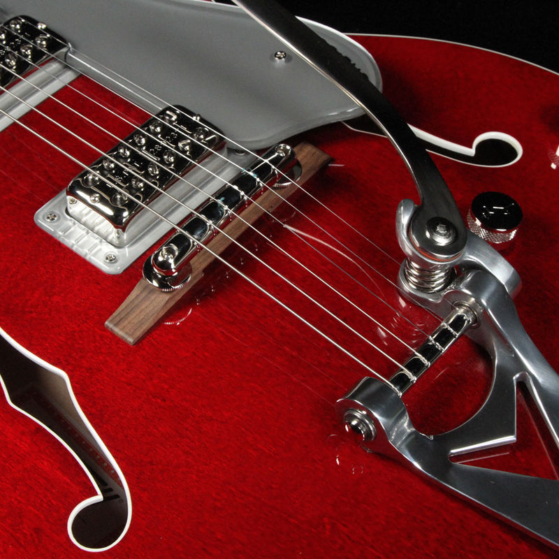 Gretsch G6119T Players Edition Tennessee Rose Dark Cherry Stain JT16113584