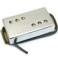 Fender Wide Range Humbucker Bridge Pickup Chrome