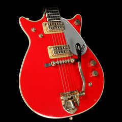 Gretsch Jet Firebird Double Cutaway Red 1963