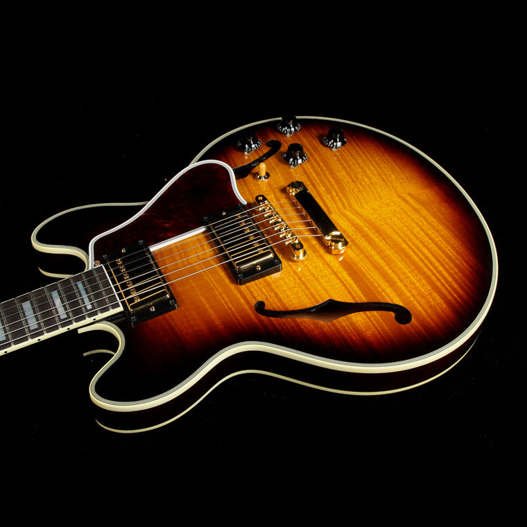 Gibson Custom Shop CS-356 Semi-Hollow Sunburst 2010